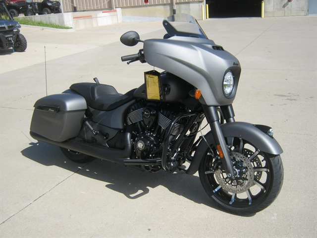 2020 Indian Motorcycle Chieftain Dark Horse at Brenny's Motorcycle Clinic, Bettendorf, IA 52722