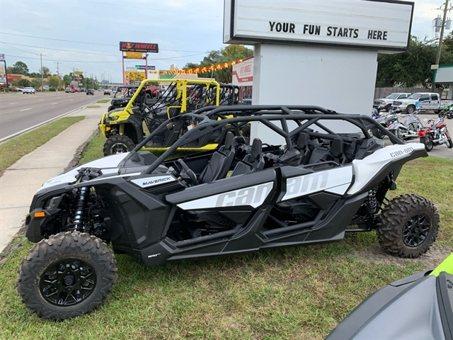 2020 Can-Am Maverick X3 MAX TURBO at Jacksonville Powersports, Jacksonville, FL 32225