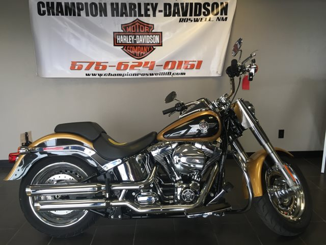 2017 Harley-Davidson Softail Fat Boy at Champion Harley-Davidson
