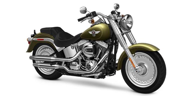 2017 Harley-Davidson Softail Fat Boy® at Champion Harley-Davidson
