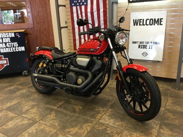 2016 Yamaha Bolt-R SPEC Base at Bud's Harley-Davidson, Evansville, IN 47715