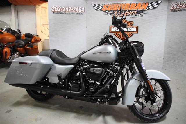 2020 Harley-Davidson Road King Special at Suburban Motors Harley-Davidson