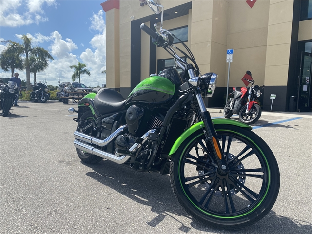 2018 Kawasaki Vulcan 900 Custom at Fort Myers