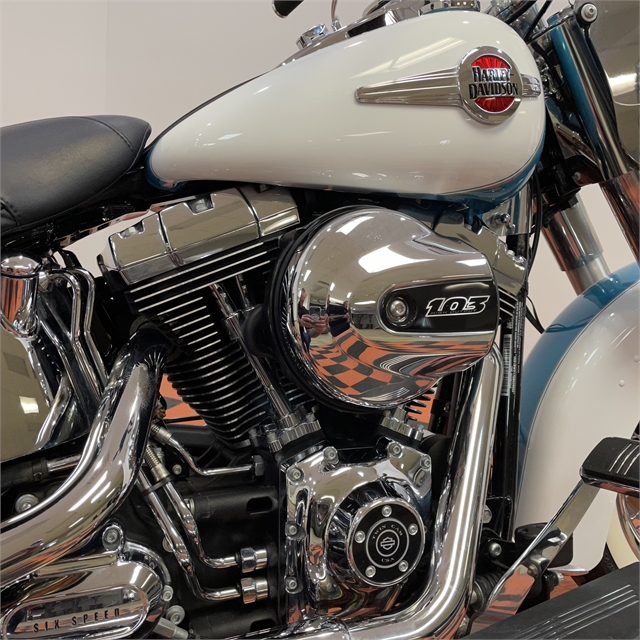 2016 Harley-Davidson Softail Heritage Softail Classic at Harley-Davidson of Indianapolis