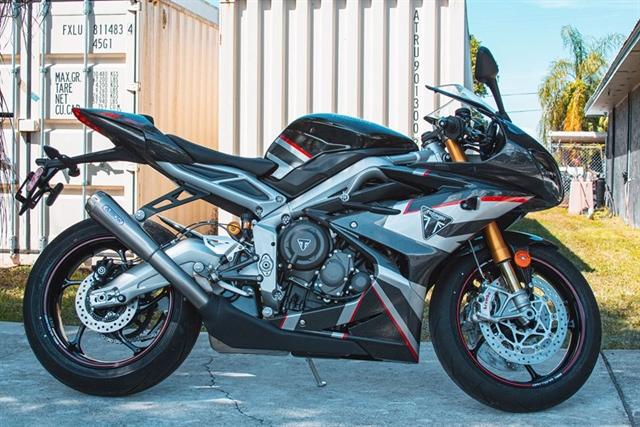 2020 Triumph Daytona Moto2 765 at Tampa Triumph, Tampa, FL 33614