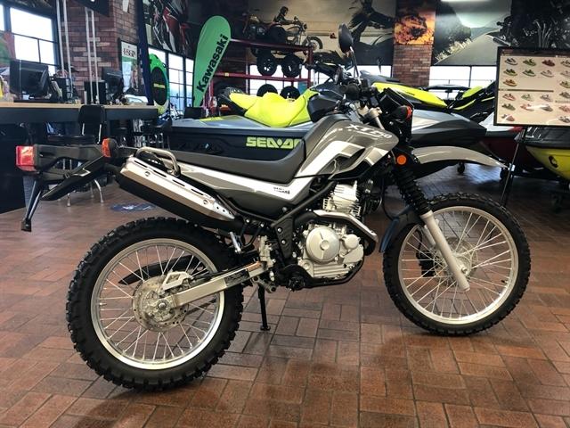 2021 Yamaha XT 250 at Wild West Motoplex