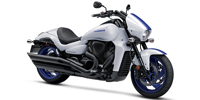2019 Suzuki Boulevard M109R BOSS at Hebeler Sales & Service, Lockport, NY 14094
