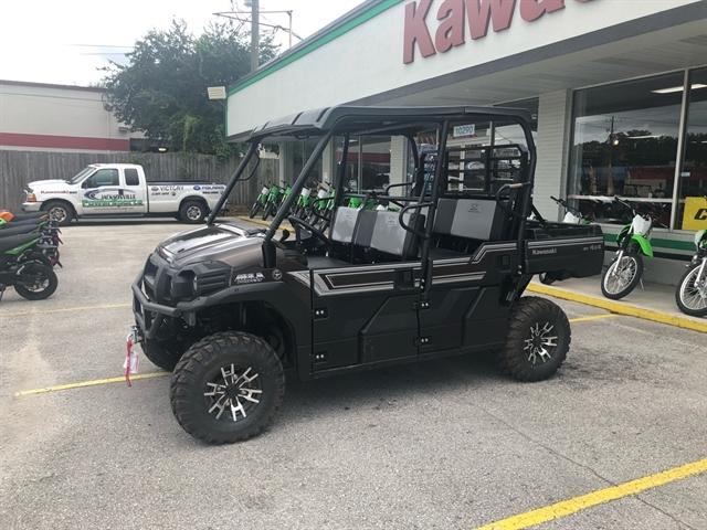 2020 Kawasaki Mule PRO-FXT Ranch Edition at Jacksonville Powersports, Jacksonville, FL 32225