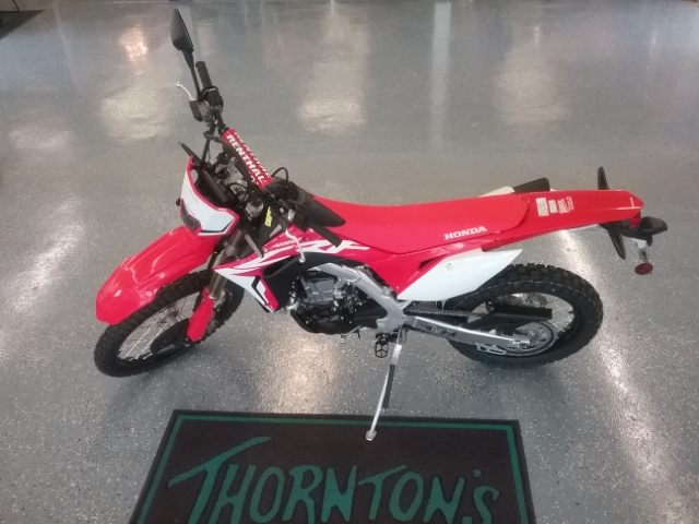 2019 Honda CRF 450L at Thornton's Motorcycle - Versailles, IN