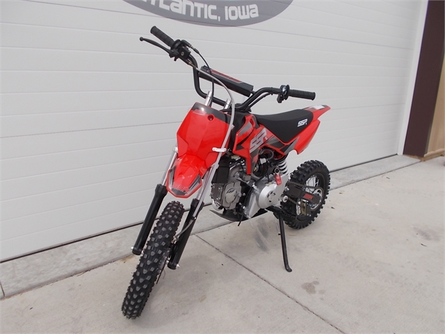 2021 SSR Motorsports SR125 AUTO at Nishna Valley Cycle, Atlantic, IA 50022