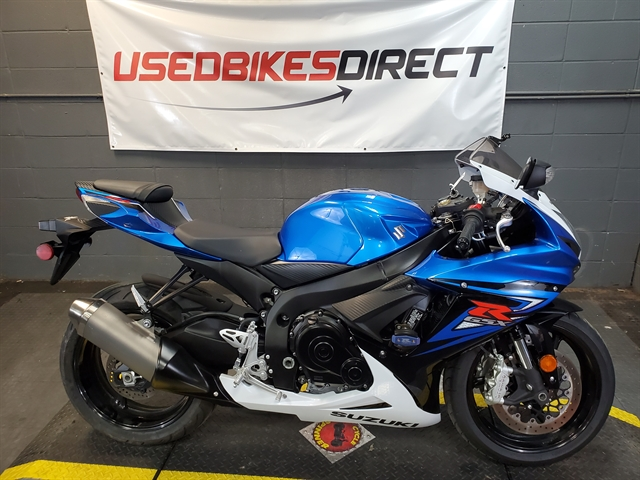 2014 Suzuki GSX-R 600 at Used Bikes Direct