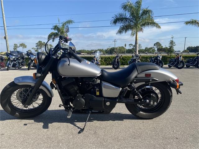 2016 Honda Shadow Phantom at Fort Myers