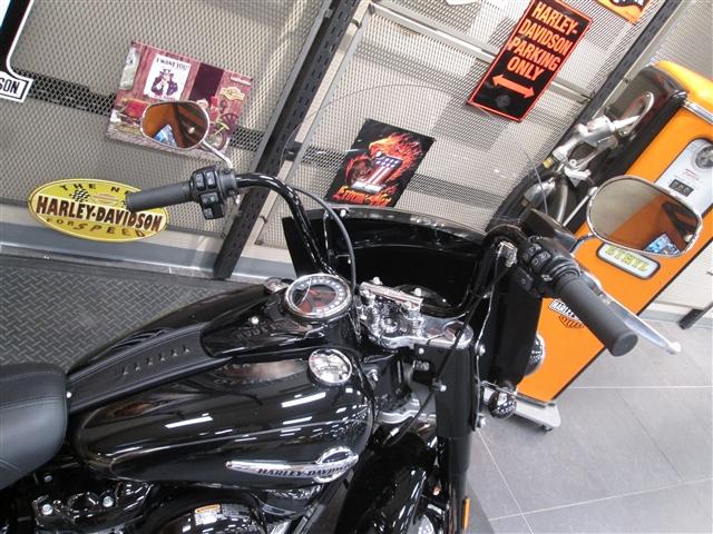 2018 Harley-Davidson Softail Heritage Classic at Hunter's Moon Harley-Davidson®, Lafayette, IN 47905