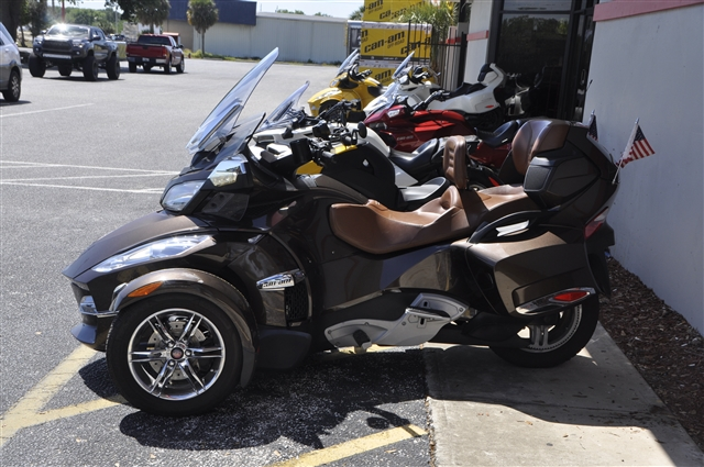2012 Can-Am Spyder Roadster RT-Limited at Seminole PowerSports North, Eustis, FL 32726