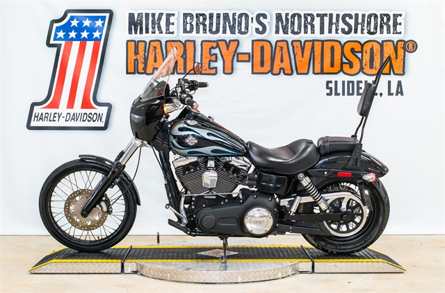 2013 Harley-Davidson Dyna Wide Glide at Mike Bruno's Northshore Harley-Davidson