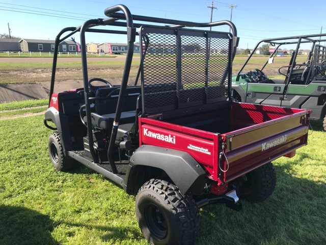 2019 Kawasaki Mule 4010 Trans4x4 at Dale's Fun Center, Victoria, TX 77904