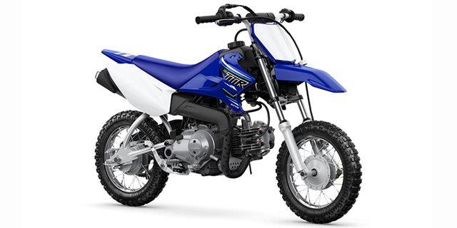 2021 Yamaha TT-R 50E at Brenny's Motorcycle Clinic, Bettendorf, IA 52722