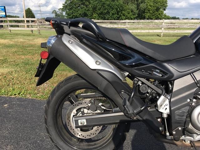 2012 Suzuki V-Strom 650 ABS Adventure at Randy's Cycle, Marengo, IL 60152