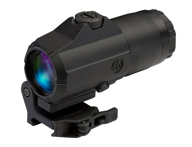 2019 Sig Sauer Optics JULIET4 Magnifier 4x at Harsh Outdoors, Eaton, CO 80615