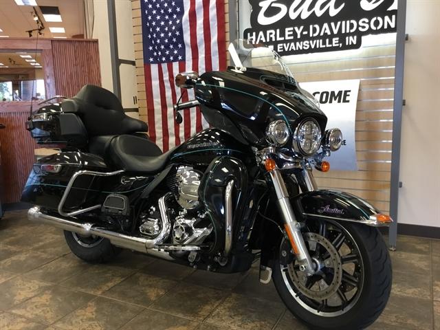 2014 Harley-Davidson Electra Glide Ultra Limited at Bud's Harley-Davidson Redesign