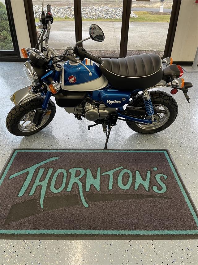 2021 Honda Monkey Base at Thornton's Motorcycle - Versailles, IN