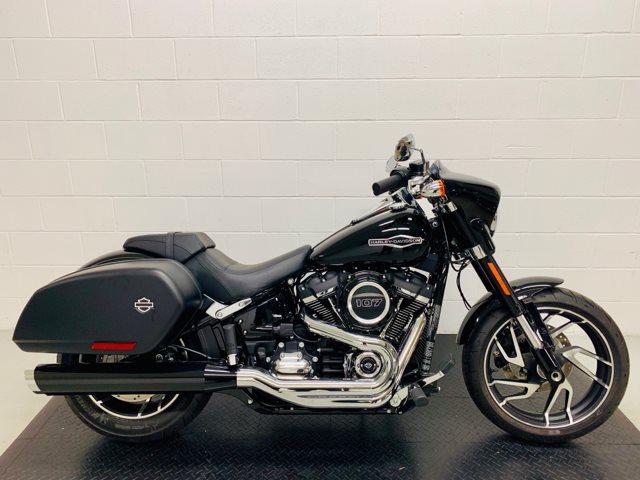 2018 Harley-Davidson Softail® Sport Glide™ at Destination Harley-Davidson®, Silverdale, WA 98383