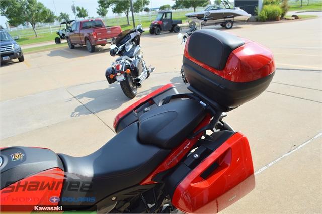 2015 Aprilia Caponord 1200 ABS Travel Pack at Shawnee Honda Polaris Kawasaki