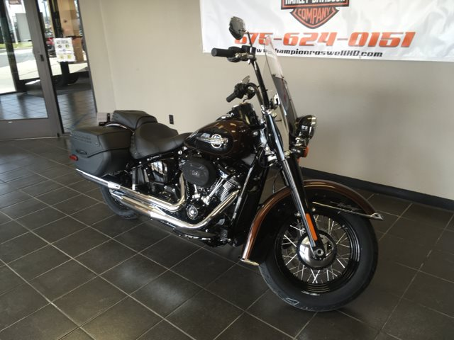 2019 Harley-Davidson Softail Heritage Classic 114 at Champion Harley-Davidson®, Roswell, NM 88201