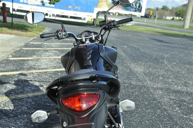 2013 Suzuki SFV 650 at Seminole PowerSports North, Eustis, FL 32726