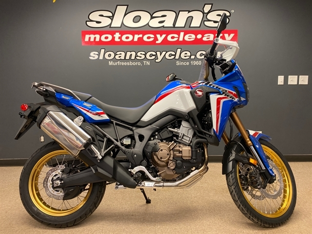 2019 Honda Africa Twin DCT at Sloans Motorcycle ATV, Murfreesboro, TN, 37129