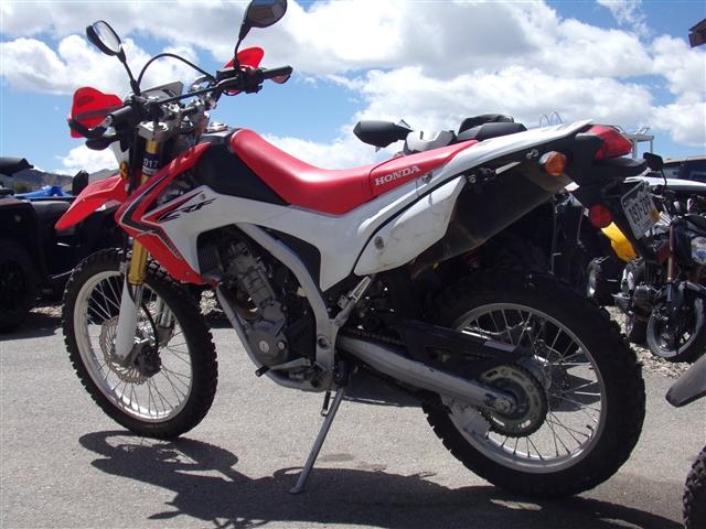 2014 Honda CRF® 250L at Power World Sports, Granby, CO 80446