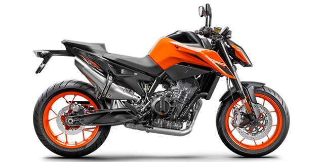 2020 KTM Duke 790 at Riderz