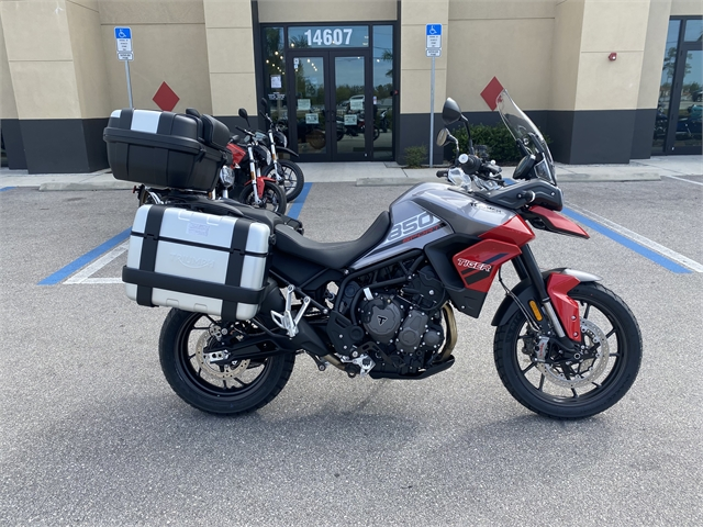 2021 Triumph Tiger 850 Sport at Fort Myers