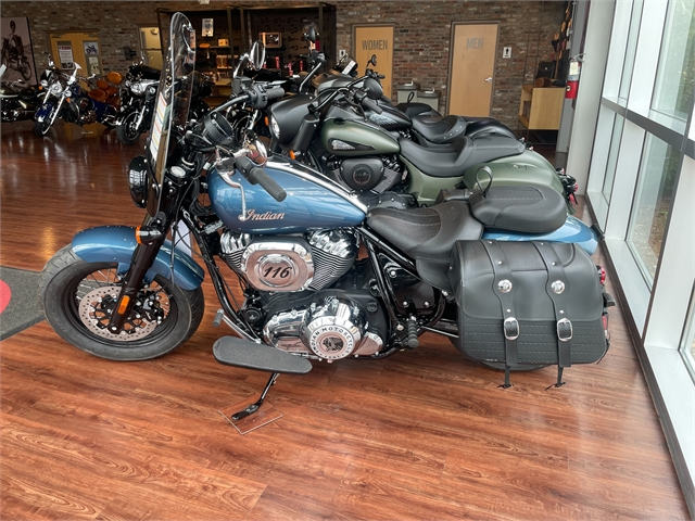 2022 Indian Super Chief Limited at Indian Motorcycle of Northern Kentucky