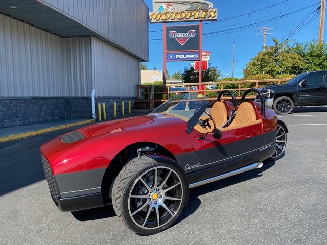 2021 VANDERHALL CARMEL GTS at Lynnwood Motoplex, Lynnwood, WA 98037