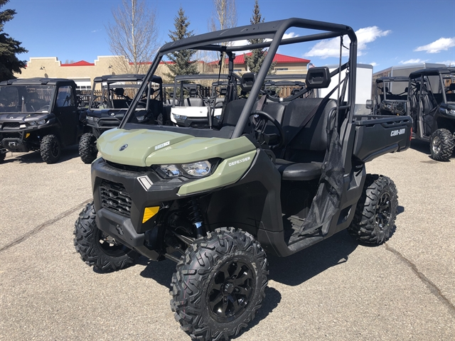 2020 Can-Am Defender DPS HD10 at Power World Sports, Granby, CO 80446