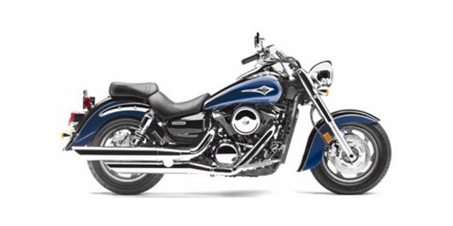 2008 Kawasaki Vulcan 1600 Classic at Great River Harley-Davidson