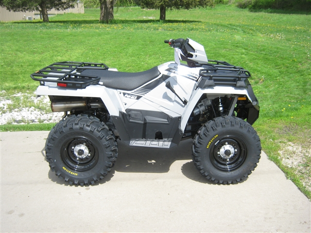 2019 Polaris Sportsman® 570 EPS Utility Edition at Brenny's Motorcycle Clinic, Bettendorf, IA 52722