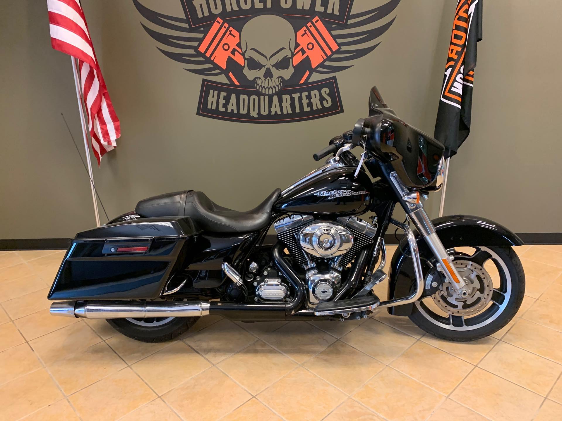 2013 Harley-Davidson Street Glide Base at Loess Hills Harley-Davidson