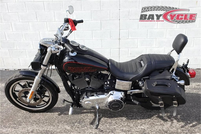 2015 Harley-Davidson Dyna Low Rider at Bay Cycle Sales