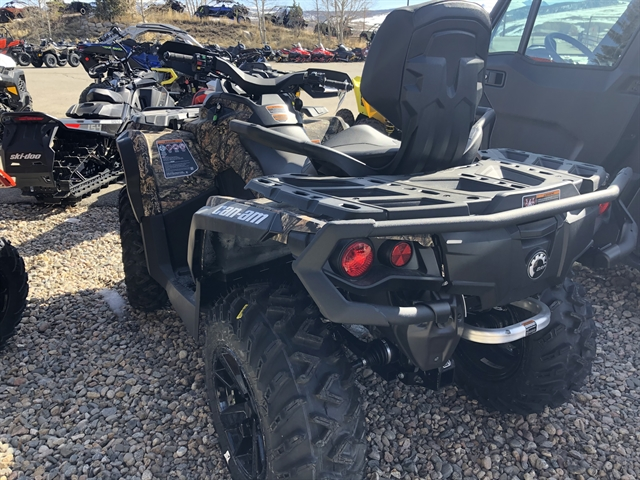 2020 Can-Am Outlander MAX XT 650 at Power World Sports, Granby, CO 80446
