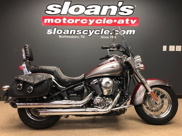 2014 Kawasaki Vulcan 900 Classic LT at Sloans Motorcycle ATV, Murfreesboro, TN, 37129