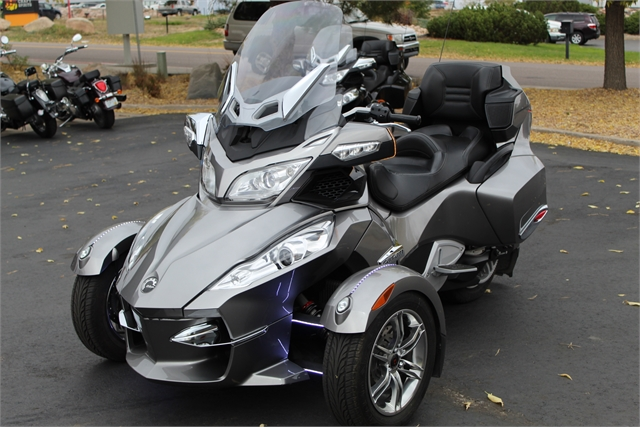 2011 Can-Am Spyder Roadster RT-S at Aces Motorcycles - Fort Collins