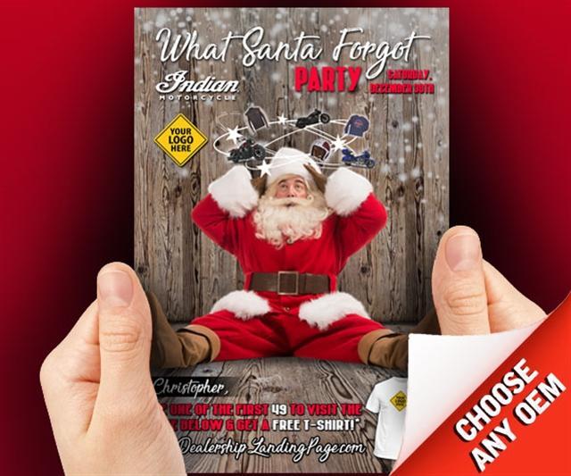 What Santa Forgot Powersports at PSM Marketing - Peachtree City, GA 30269
