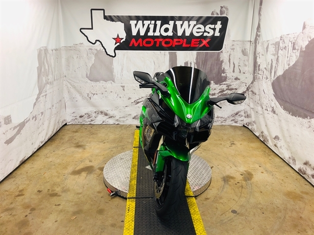 2018 Kawasaki Ninja H2 SX SE at Wild West Motoplex