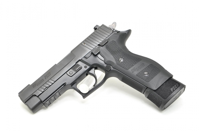 2018 Sig Sauer P227 at Harsh Outdoors, Eaton, CO 80615