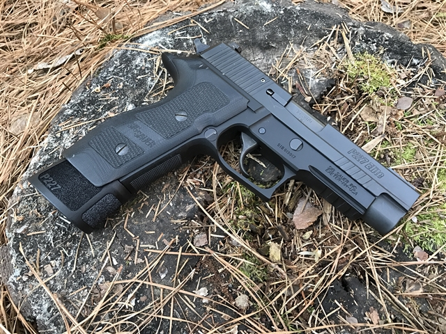 2018 Sig Sauer P227 TACOPS at Harsh Outdoors, Eaton, CO 80615