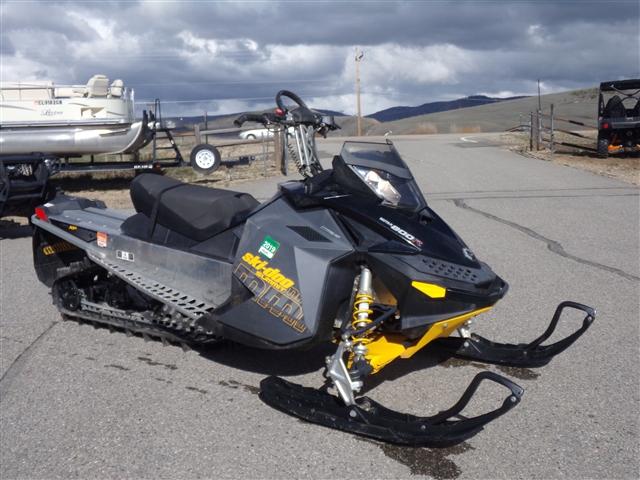 2008 SKI-DOO SUMMIT 800 at Power World Sports, Granby, CO 80446