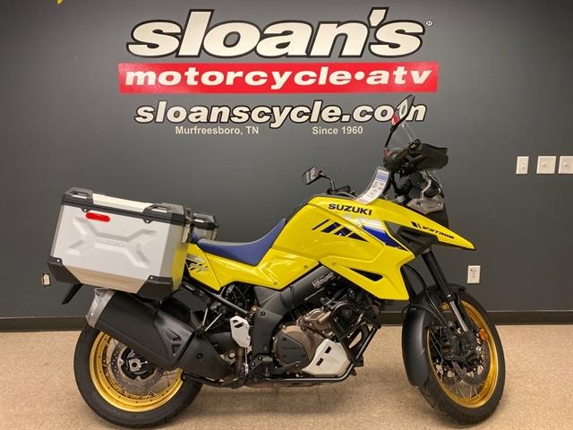 2020 Suzuki V-Strom 1050XT at Sloans Motorcycle ATV, Murfreesboro, TN, 37129