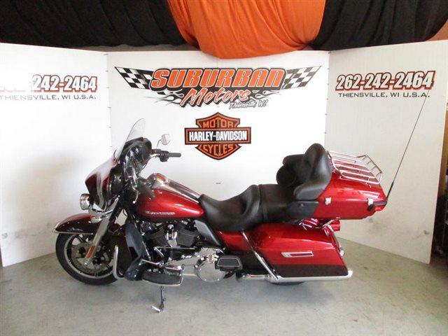 2018 Harley-Davidson Electra Glide Ultra Limited at Suburban Motors Harley-Davidson